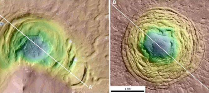 Cientistas descobrem cavidade estranha em Marte