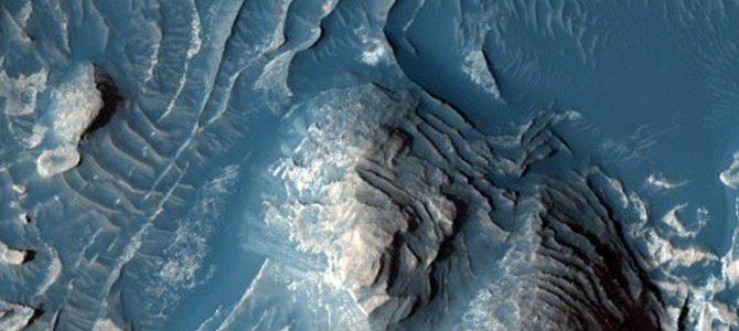 NASA libera 2,540 novas imagens de Marte