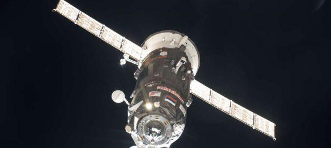 A espaçonave russa que leva suprimentos para a ISS pode ter explodido