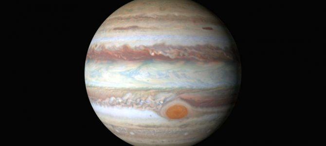 Júpiter pode ter criado asteroides na formação do Sistema Solar