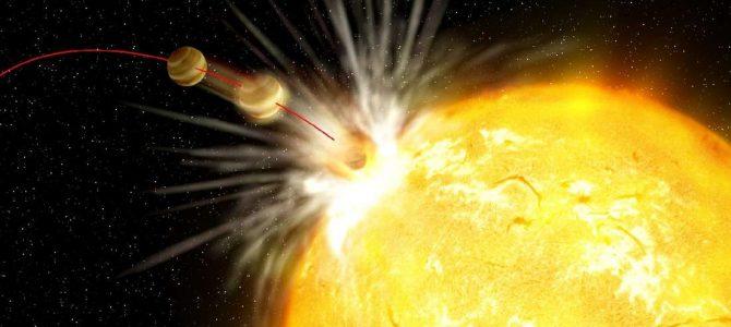 Astrônomos encontram estrela devoradora de planetas