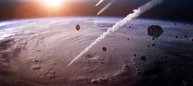 Três asteroides passarão próximos da Terra nesta quarta-feira