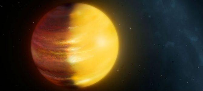 Novo planeta pode ter nuvens e ventos feitos de rubis e safiras