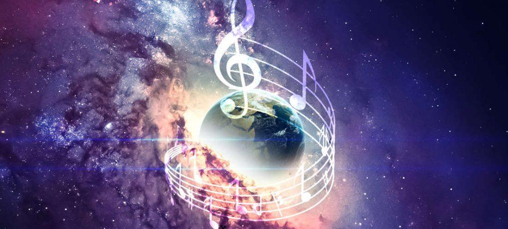 NASA captura o som espetacular do Universo
