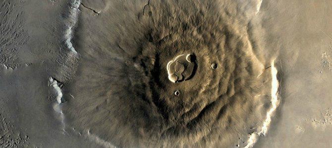 Vulcão em Marte entrou em erupção por 2 bilhões de anos