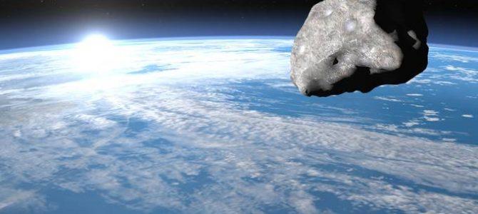 Astrônomos detectam asteroide potencialmente perigoso