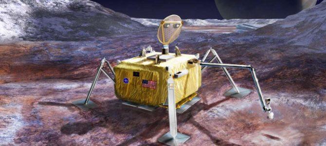 NASA revela proposta de sonda para procurar vida em Europa