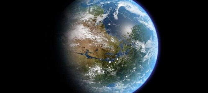 Escudo magnético artificial pode transformar Marte em uma nova Terra