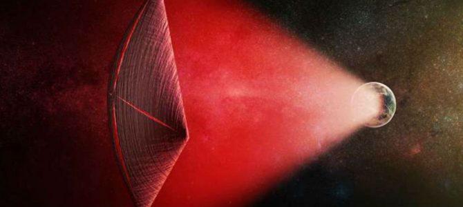 Explosões de rádio misteriosas podem ser geradas por alienígenas
