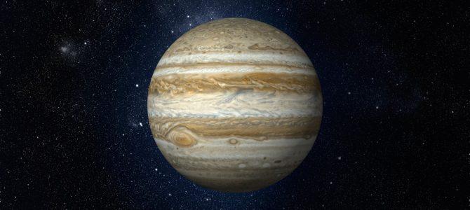 Acontece na noite de hoje a oposição de Júpiter