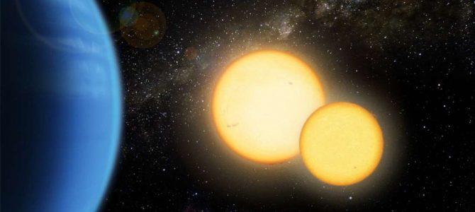 Exoplanetas com duas estrelas podem suportar a vida