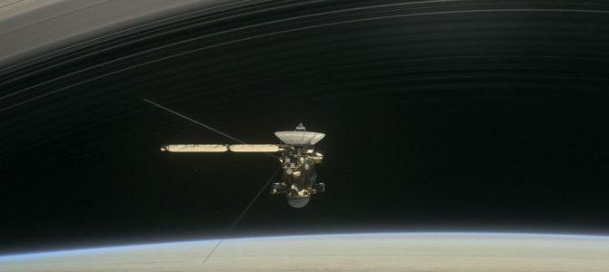 Sonda Cassini registra o som espetacular dos anéis de Saturno