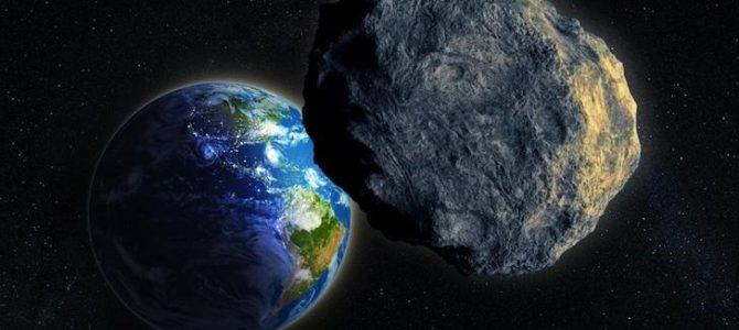 Missão da NASA planeja desviar asteroide que se aproximará da Terra