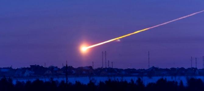 Acontece neste mês a chuva de meteoros Delta Aquáridas