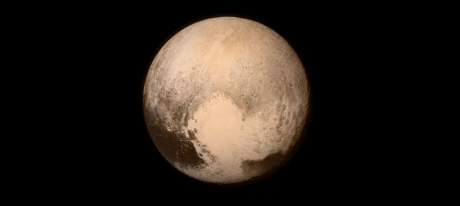 Cientistas detectam misteriosas ondas de raios-X vindas de Plutão