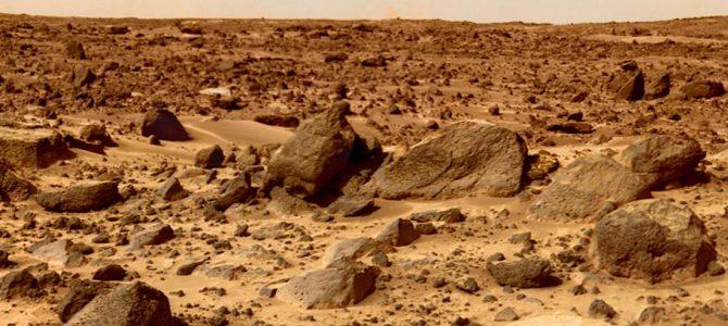 A superfície de Marte é ainda mais mortal do que pensávamos