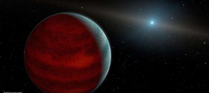 Pesquisadores encontram planeta que não deveria existir