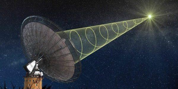 Astrônomos detectam sinais estranhos vindos de uma estrela próxima