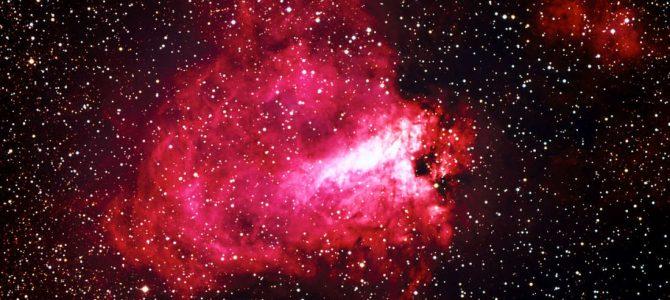 Possíveis sistemas binários distantes são encontrados na nebulosa Ômega