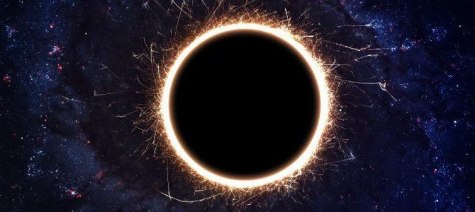 Astrônomos podem ter registrado a primeira foto de um buraco negro