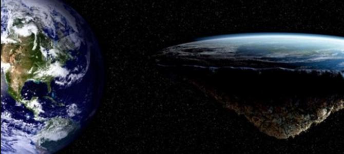 Agência Espacial Europeia revela farsa da NASA sobre o formato da Terra