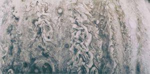 Astrônomos amadores também processaram as imagens mais antigas da Juno.