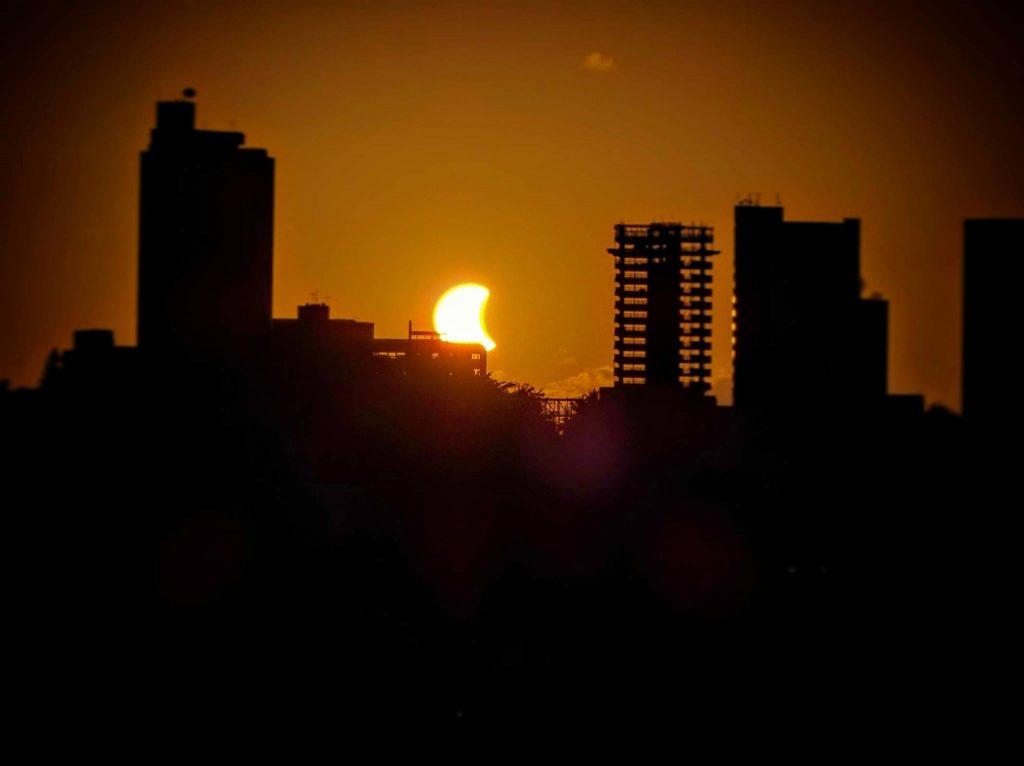 Foto enviada pro Felipe Tavares, registrada em Campina Grande - PB.