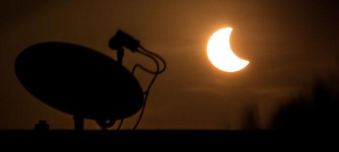 Essas foram as melhores fotos do eclipse solar nos EUA e no Brasil