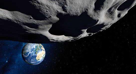 Asteroide se aproximará da Terra e NASA testará sistema de segurança
