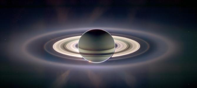 Astrofísicos transformam os anéis de Saturno em música