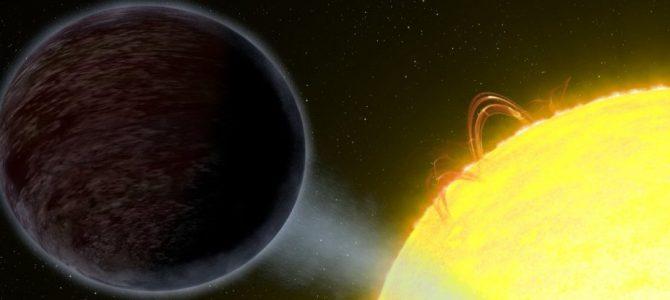 Astrônomos descobrem exoplaneta que devora luz
