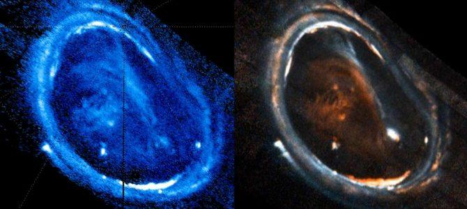 Fenômeno surge em Júpiter e não podemos explicá-lo