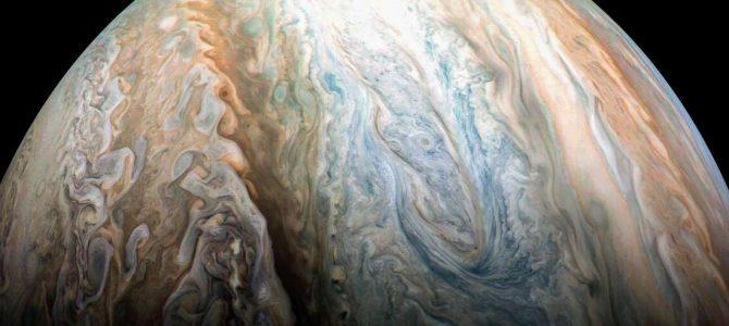 NASA divulga imagens inéditas de Júpiter