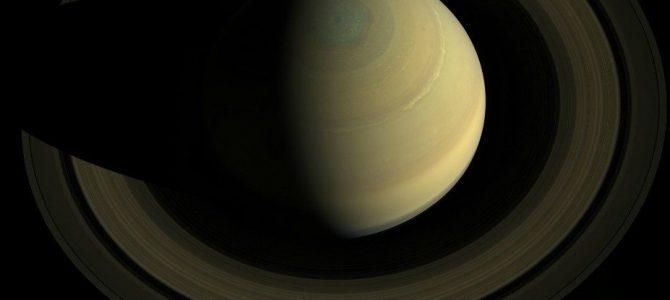 NASA recebe as últimas fotos da Cassini antes de sua explosão