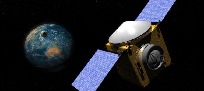 Essa sonda espacial capturou uma imagem épica da Terra