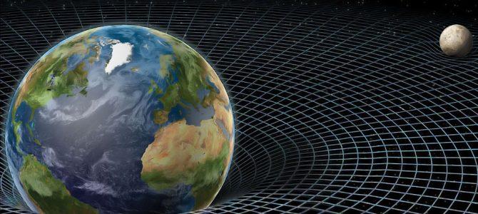 Você sabe de onde vem a gravidade?