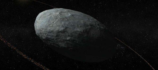 Pesquisadores fazem grande descoberta em planeta anão