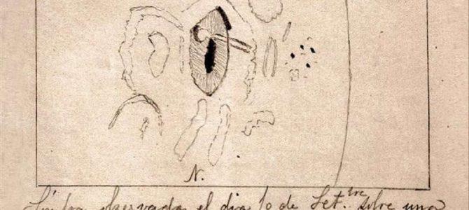 Adolescente registrou um fenômeno astronômico raro em 1886