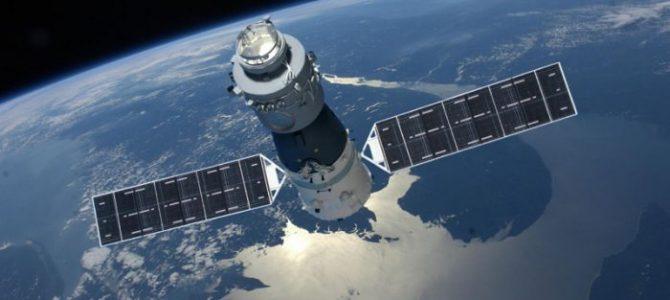 Estação espacial chinesa irá cair na Terra em breve