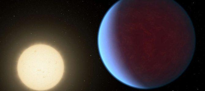 Astrônomos descobrem Super-Terra estranha a 40 anos-luz de distância