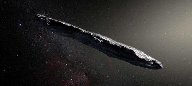 Algo orgânico está ocultando a verdadeira forma do objeto interestelar