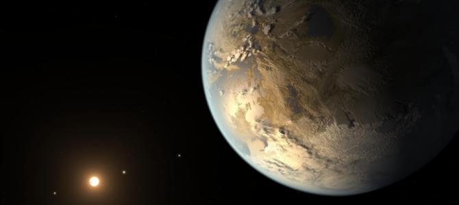 NASA planeja missão para planeta interestelar em 2069