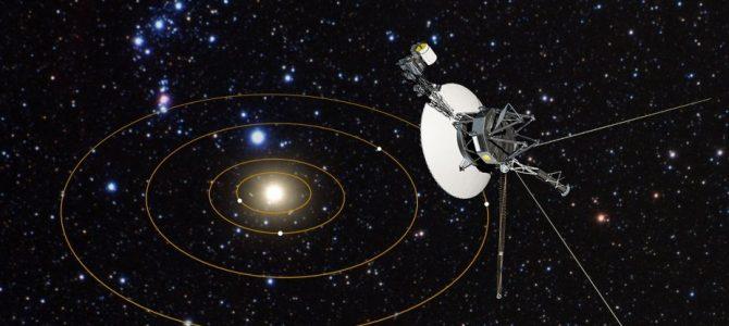 NASA se comunica com sonda fora do Sistema Solar