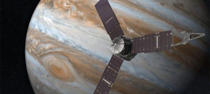 Anomalia faz sonda espacial aparecer onde não deveria estar