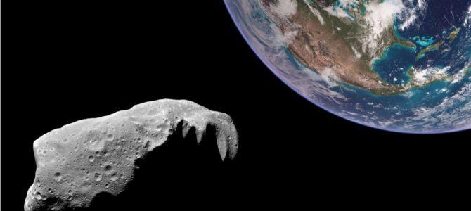 Asteroide do tamanho de um arranha-céu irá passar próximo da Terra
