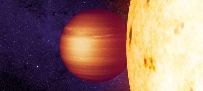 Astrônomos encontram planeta estranho a 900 anos-luz da Terra