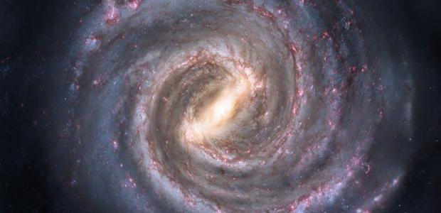 Cientistas revelam que a Via Láctea engoliu 11 outras galáxias