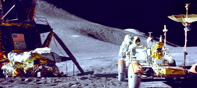 Os humanos já deixaram 200 mil quilos de lixo na Lua