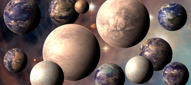 Pesquisadores descobrem quase 100 novos exoplanetas