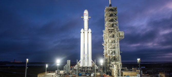 Será lançado hoje um dos foguetes mais poderosos já construídos